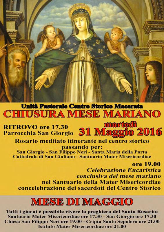 2016 05 31 Chiusura Mese di Maggio UP01